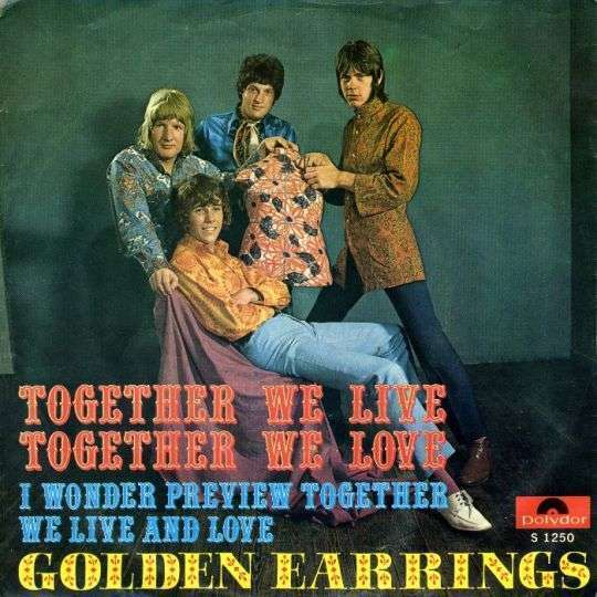 Coverafbeelding Together We Live Together We Love - Golden Earrings