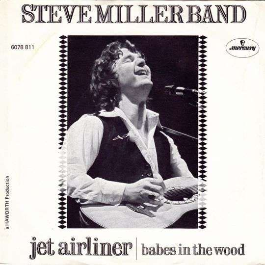 Coverafbeelding Jet Airliner - Steve Miller Band