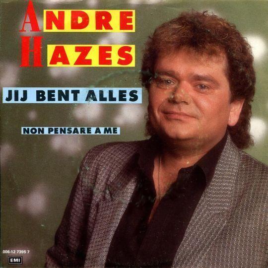 Coverafbeelding Jij Bent Alles - Andre Hazes
