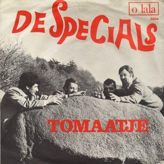 Coverafbeelding Tomaatje/ Tante Nel - De Specials ((Nld))