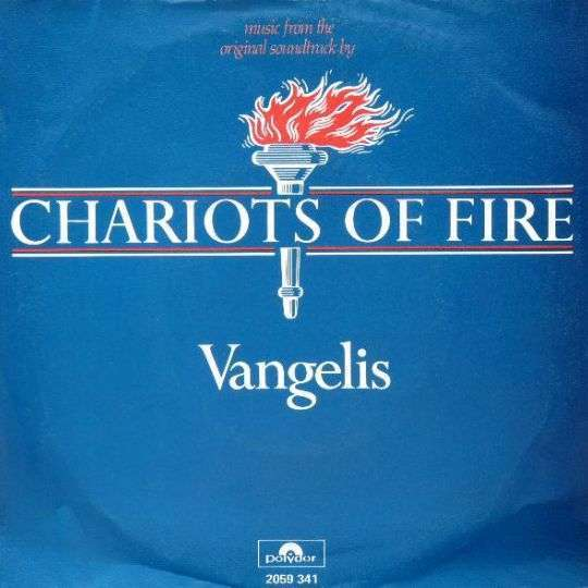 Coverafbeelding Chariots Of Fire - Vangelis