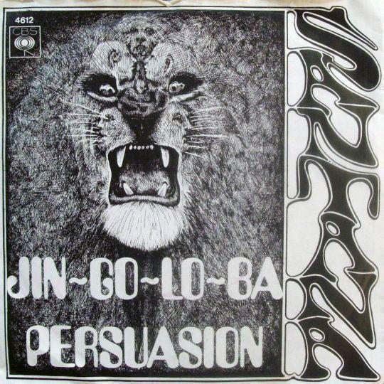 Coverafbeelding Jin-go-lo-ba - Santana