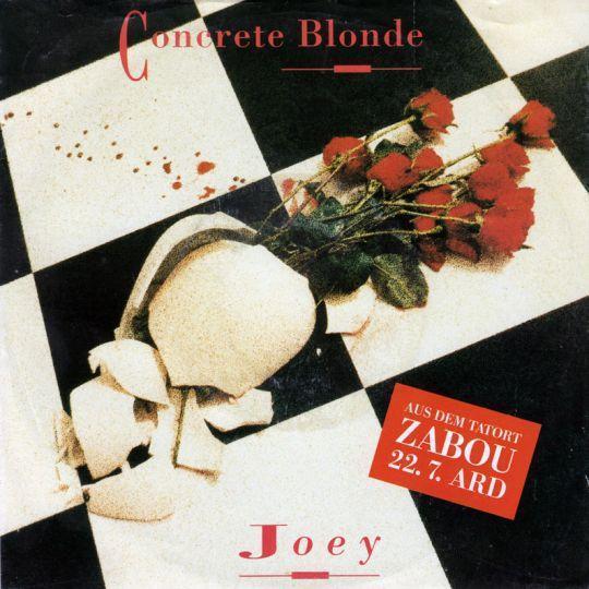 Coverafbeelding Concrete Blonde - Joey