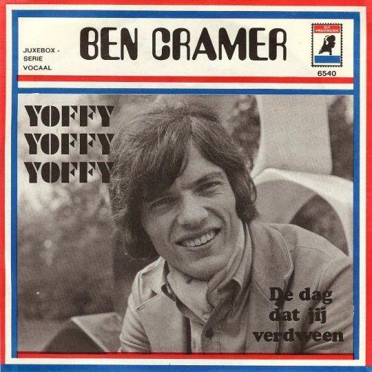 Coverafbeelding Yoffy Yoffy Yoffy - Ben Cramer