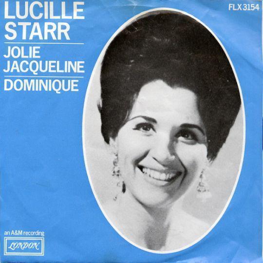 Coverafbeelding Lucille Starr - Jolie Jacqueline