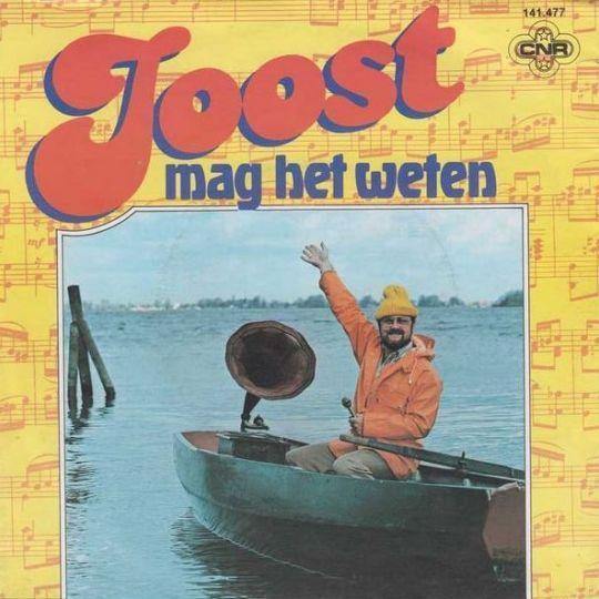 Coverafbeelding Het Nederlands Artiestenkoor - Joost Mag Het Weten