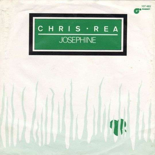 Coverafbeelding Chris Rea - Josephine