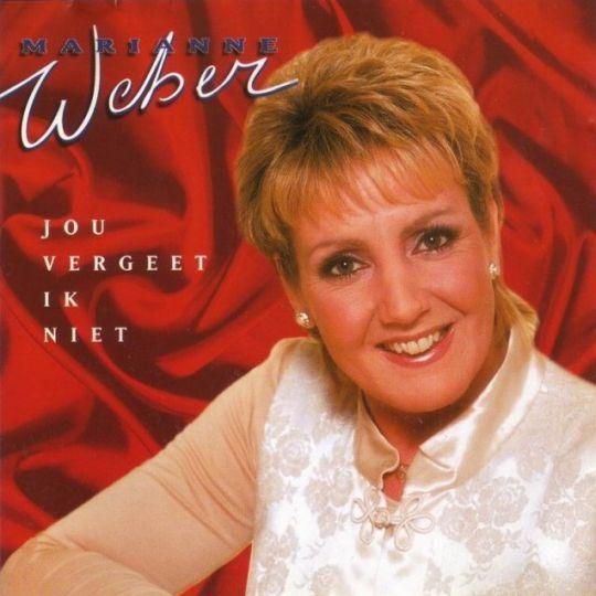 Coverafbeelding Jou Vergeet Ik Niet - Marianne Weber