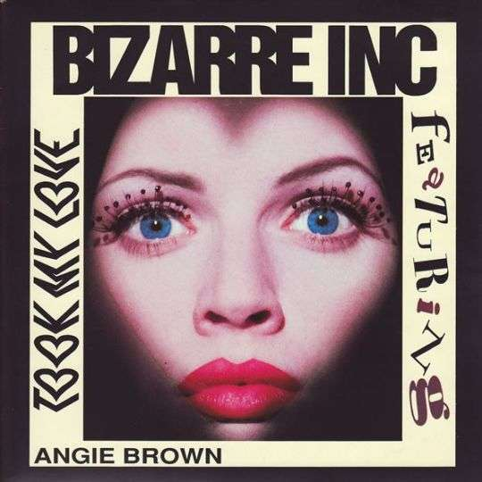 Coverafbeelding Took My Love - Bizarre Inc Featuring Angie Brown