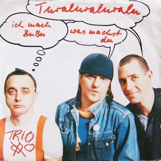 Coverafbeelding Tooralooralooraloo - Is It Old - Is It New - Trio