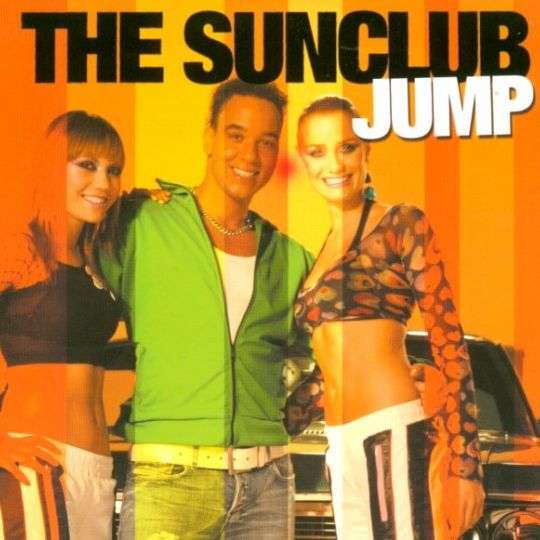 Coverafbeelding The Sunclub - Jump