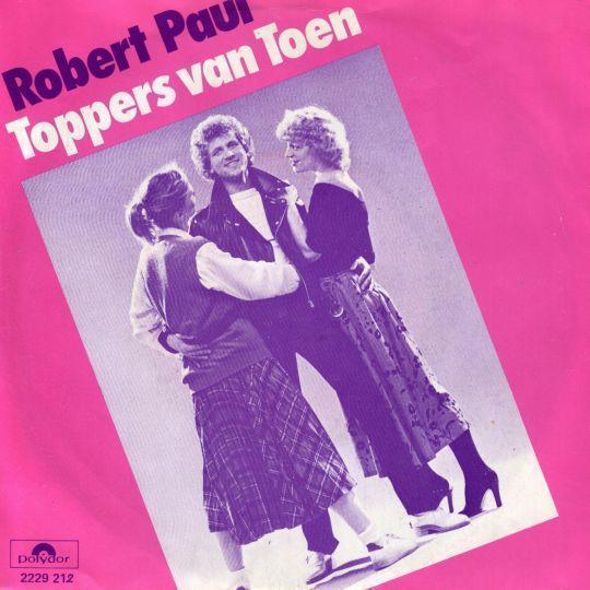 Coverafbeelding Toppers Van Toen - Robert Paul