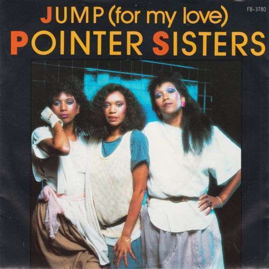 Coverafbeelding Jump (For My Love) - Pointer Sisters