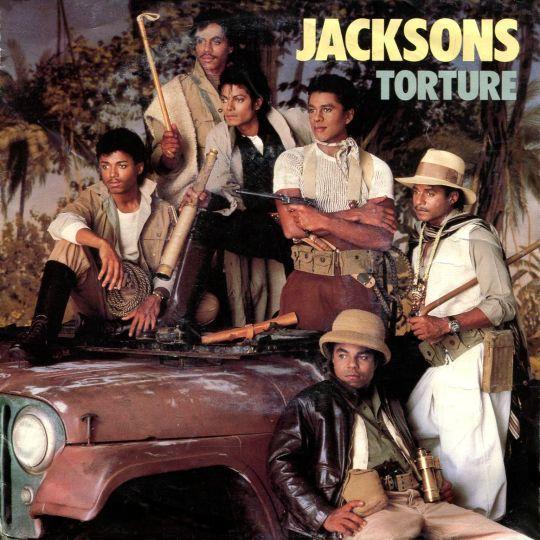 Coverafbeelding Torture - Jacksons