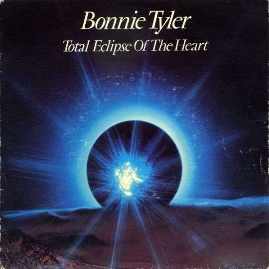 Coverafbeelding Total Eclipse Of The Heart - Bonnie Tyler