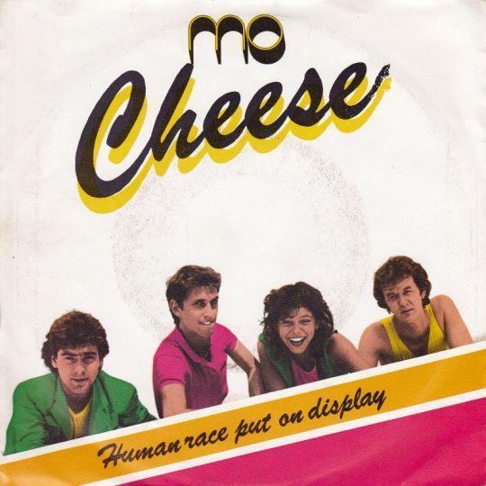Coverafbeelding Cheese - Mo