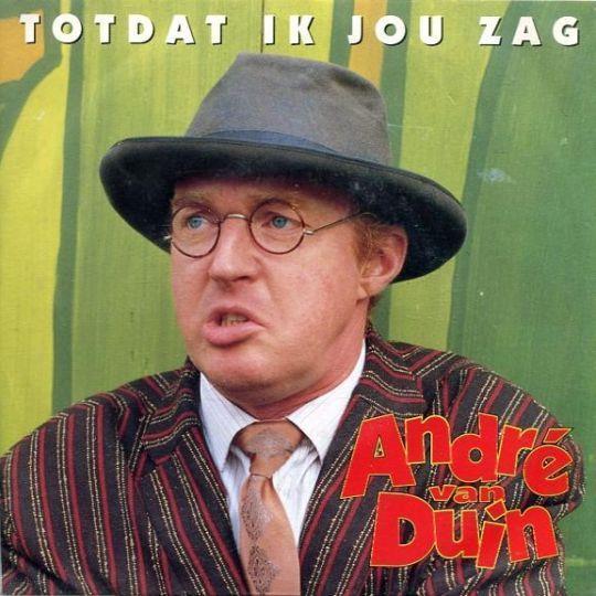 Coverafbeelding Totdat Ik Jou Zag - André Van Duin