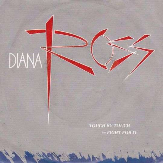 Coverafbeelding Touch By Touch - Diana Ross