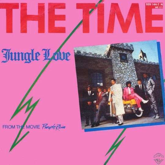 Coverafbeelding The Time - Jungle Love