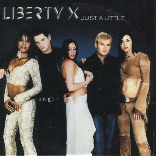 Coverafbeelding Just A Little - Liberty X