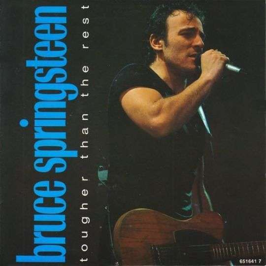 Coverafbeelding Tougher Than The Rest - Bruce Springsteen