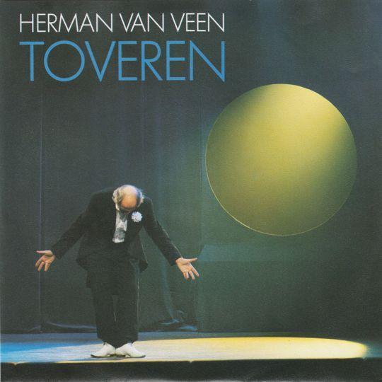 Coverafbeelding Toveren - Herman Van Veen