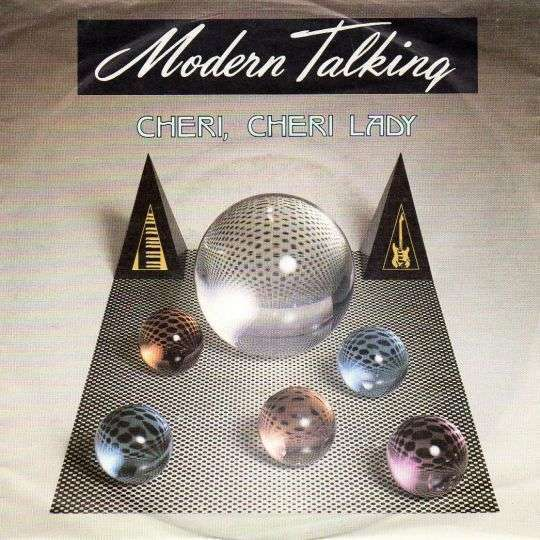 Coverafbeelding Modern Talking - Cheri, Cheri Lady