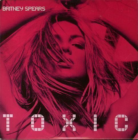 Coverafbeelding Toxic - Britney Spears