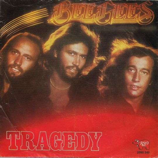 Coverafbeelding Tragedy - Bee Gees