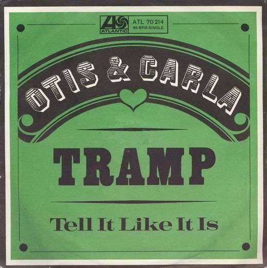 Coverafbeelding Tramp - Otis & Carla