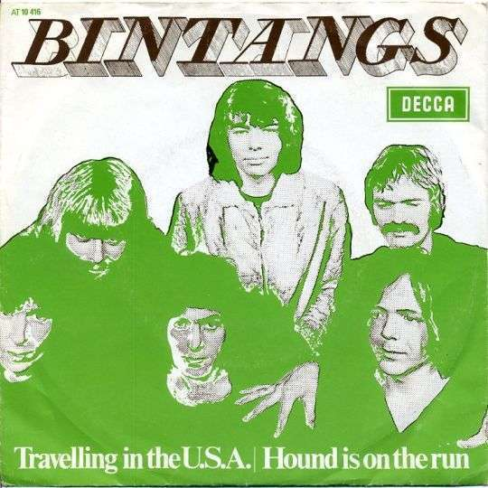 Coverafbeelding Travelling In The U.s.a. - Bintangs