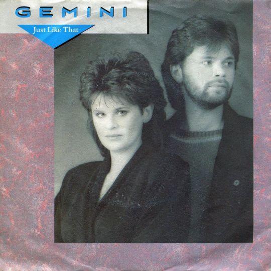 Coverafbeelding Gemini - Just Like That