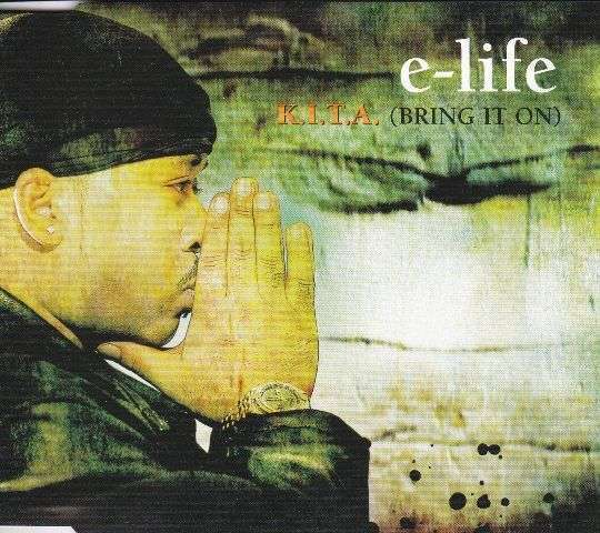 Coverafbeelding K.i.t.a. (Bring It On) - E-life