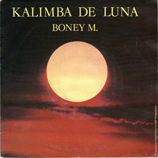 Coverafbeelding Kalimba De Luna - Boney M.