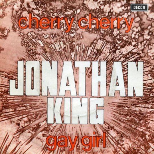 Coverafbeelding Cherry Cherry - Jonathan King