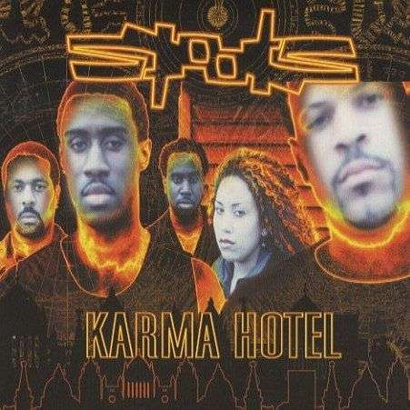Coverafbeelding Karma Hotel - Spooks