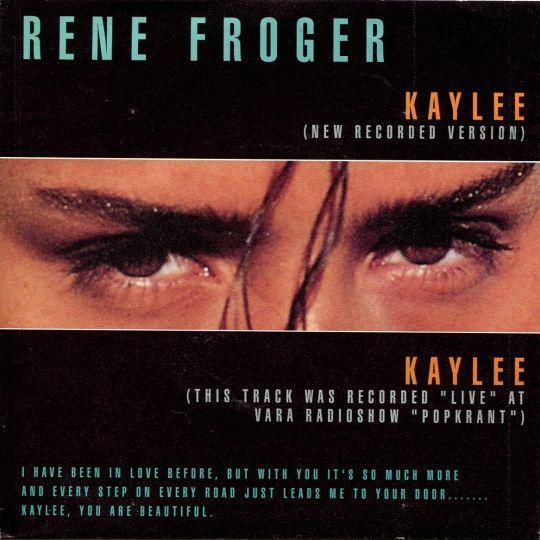 Coverafbeelding Kaylee - Rene Froger
