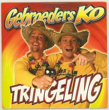 Coverafbeelding Tringeling - Gebroeders Ko