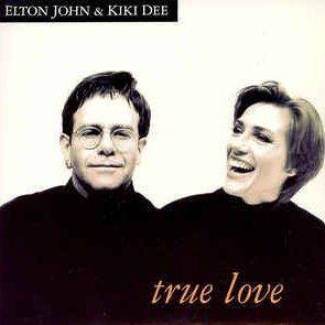Coverafbeelding True Love - Elton John & Kiki Dee