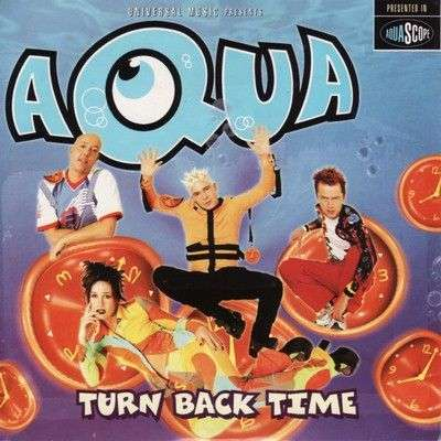 Coverafbeelding Turn Back Time - Aqua