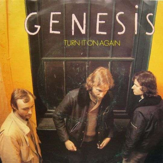 Coverafbeelding Turn It On Again - Genesis