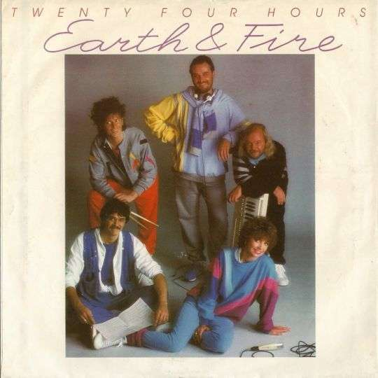 Coverafbeelding Earth & Fire - Twenty Four Hours