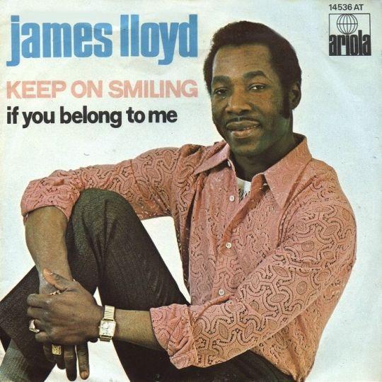 Coverafbeelding James Lloyd - Keep On Smiling