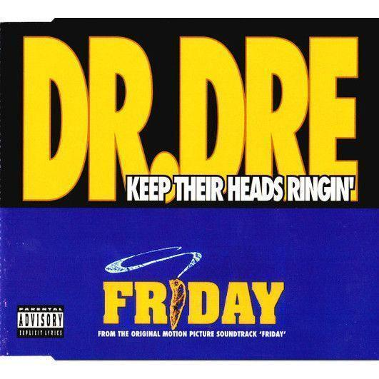 Coverafbeelding Keep Their Heads Ringin' - Dr. Dre