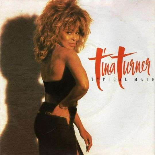 Coverafbeelding Typical Male - Tina Turner