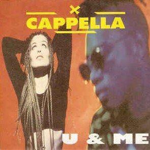 Coverafbeelding U & Me - Cappella