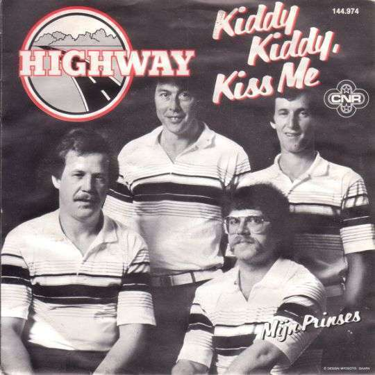 Coverafbeelding Highway - Kiddy Kiddy, Kiss Me