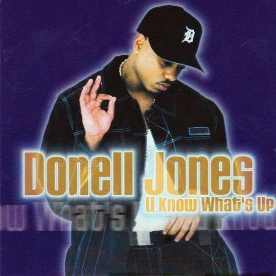 Coverafbeelding Donell Jones - U Know What's Up