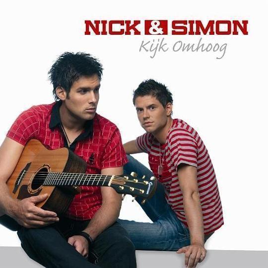 Coverafbeelding Kijk Omhoog - Nick & Simon
