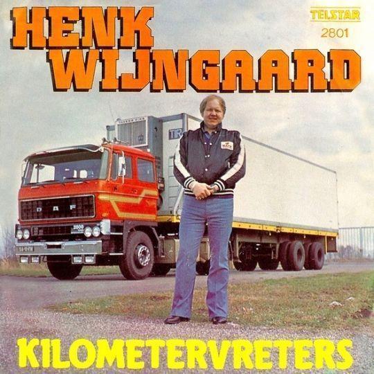 Coverafbeelding Kilometervreters - Henk Wijngaard